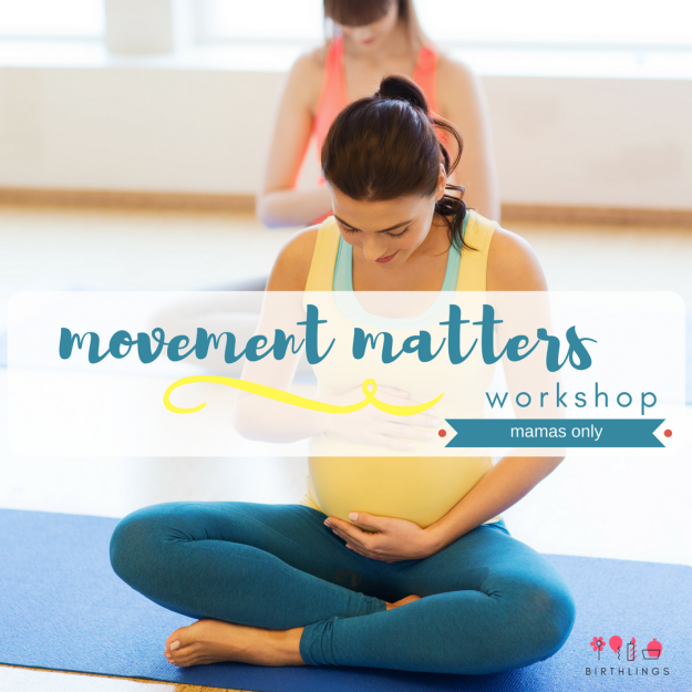 movement matters workshop