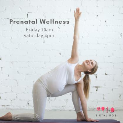 Copy of prenatal wellness